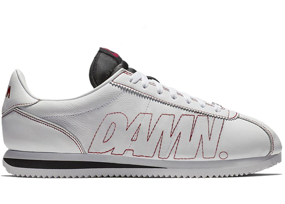 competitive price 10d1f dbc4d Kendrick Lamar x Nike Cortez Kenny (DON'T TRIP Damn)