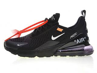 super popular 25859 31bcb OFF-WHITE x Nike Air Max 270